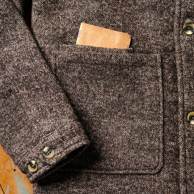 Men's Wool Winter jacket