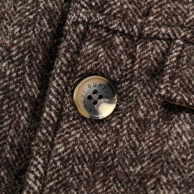Wesley Mens Wool Jacket
