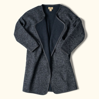 Hathaway Women's Long Wool Jacket