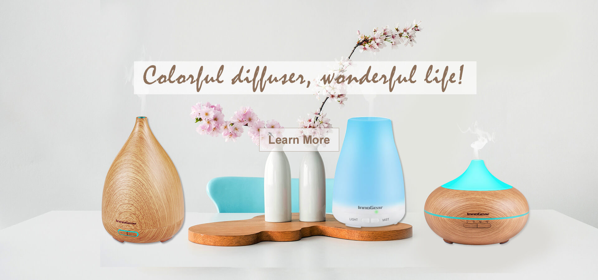 InnoGear | Essential Oils, Aroma Diffusers, Solar Lights and