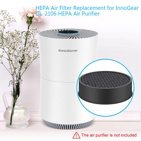 InnoGear Air Purifier Filter Replacement for InnoGear Air Purifier GL-2106