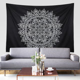 InnoGear Tapestry Wall Hanging Indoor Outdoor Bedding Tapesties Wall Decorations for Bedroom Living Room Dorm Wall Decor, Mandala (59.1 x 82.7 inches)
