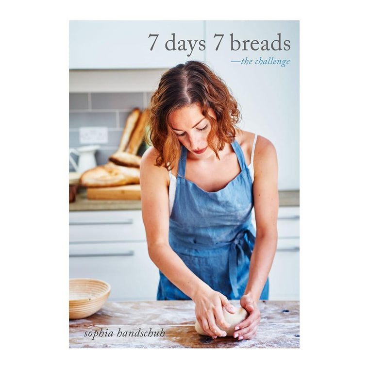 7 Days 7 Breads Book - Recipes for Thermomix