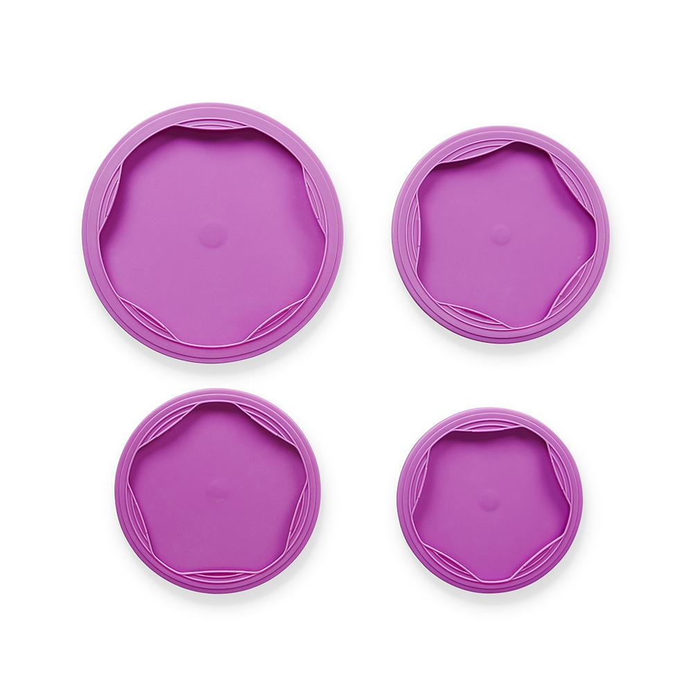 Silicone Airtight Lid Bundle - Thermishop