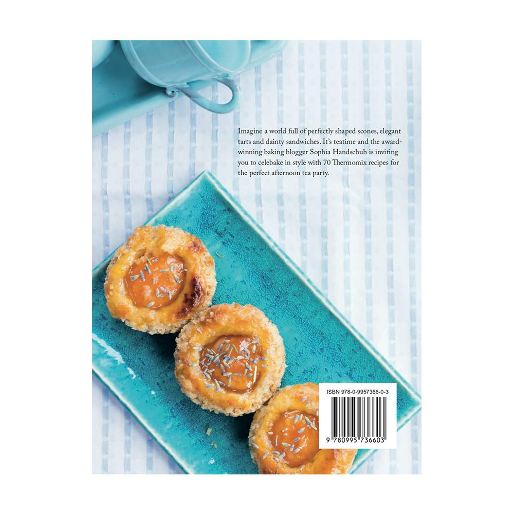 It's Teatime Book - Recipes for Thermomix book Thermishop