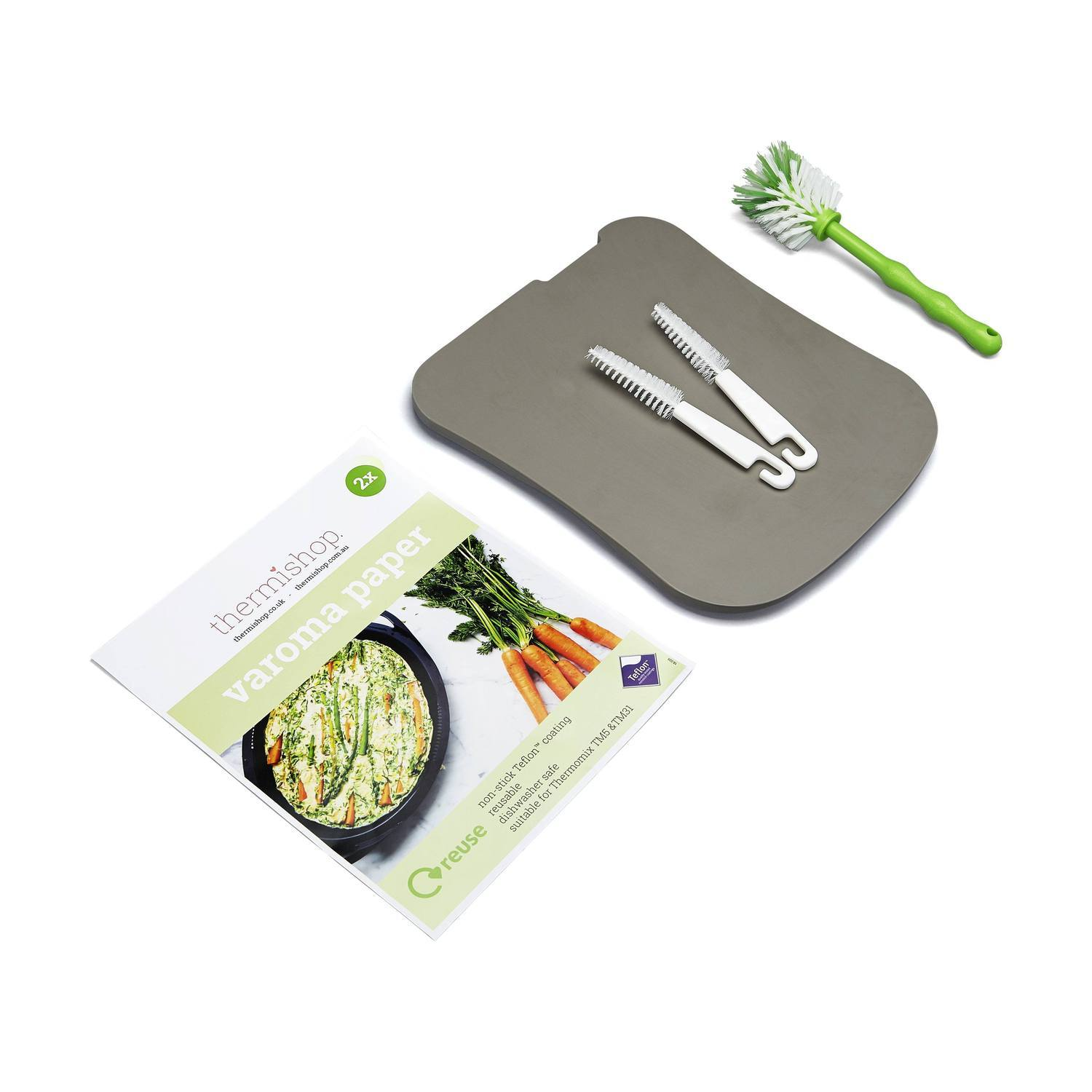 Starter Bundle for Thermomix - Grey - Thermishop
