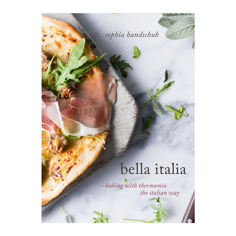 Bella Italia Book - Recipes for Thermomix