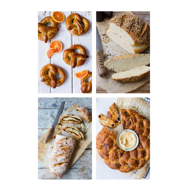 Bread Time Book - Recipes for Thermomix - Thermishop