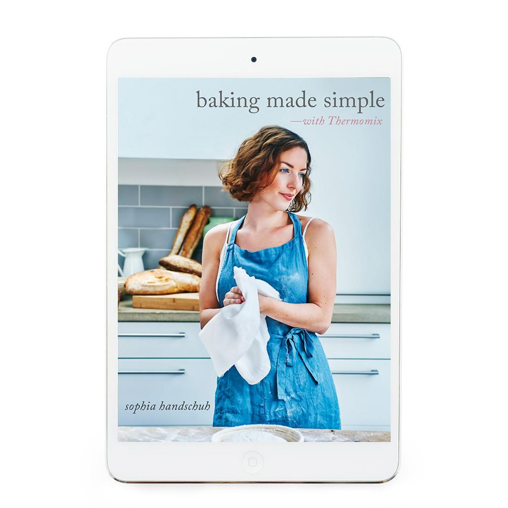Sophia's Australia Tour eBook - Recipes for Thermomix eBook Thermishop