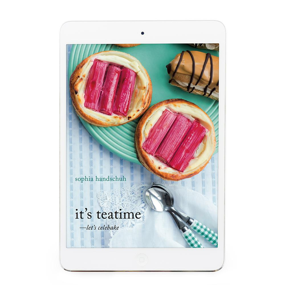 It's Teatime eBook - Recipes for Thermomix eBook Thermishop