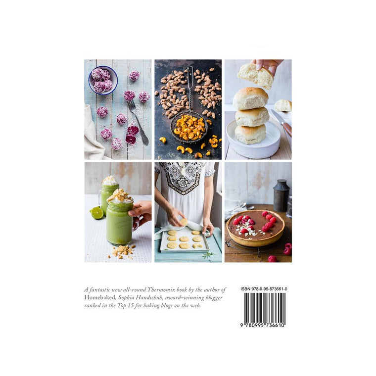 Practice Mix Perfect Book - Recipes for Thermomix - Thermishop