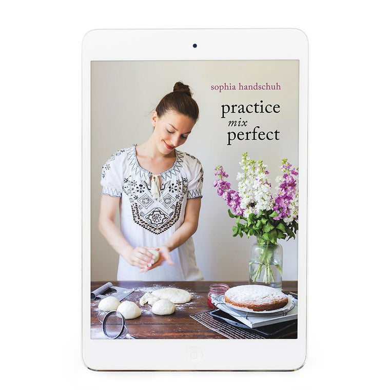 Practice Mix Perfect eBook - Recipes for Thermomix