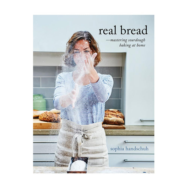 Real Bread - Thermomix Book