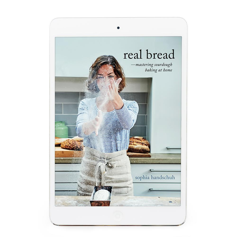 Real Bread eBook - Recipes for Thermomix eBook Thermishop