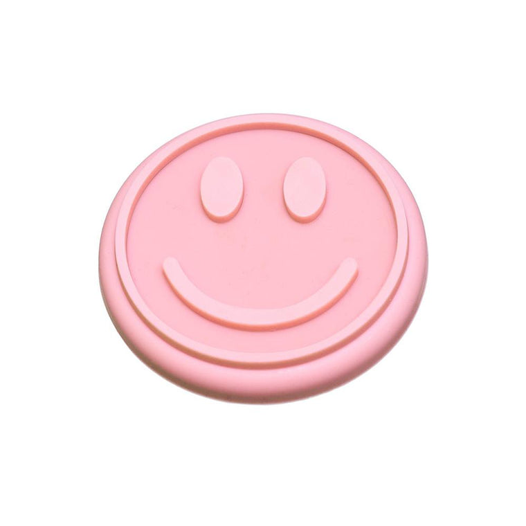 Silicone Cookie Stamp - Smiley