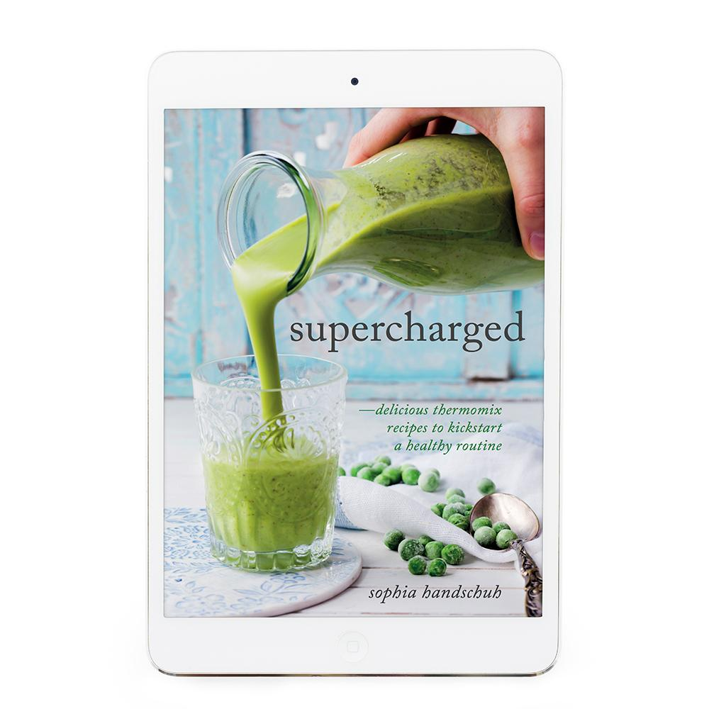 Supercharged eBook - Recipes for Thermomix eBook Thermishop