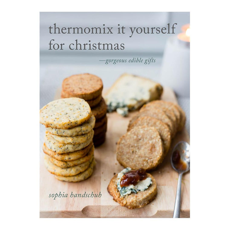 Thermomix it Yourself for Christmas Book - Recipes for Thermomix