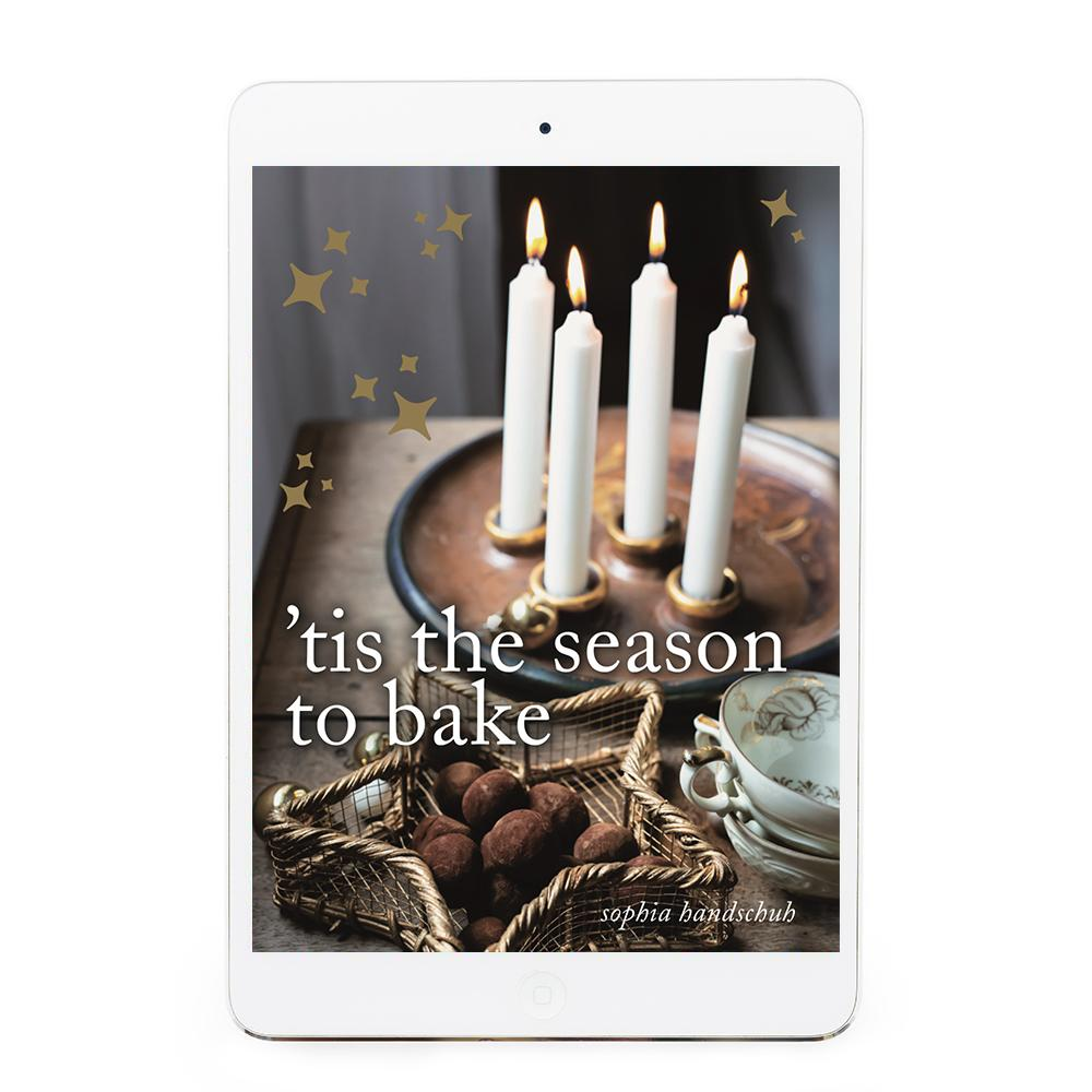 'Tis the Season to Bake eBook - Christmas Recipes for Thermomix eBook Thermishop