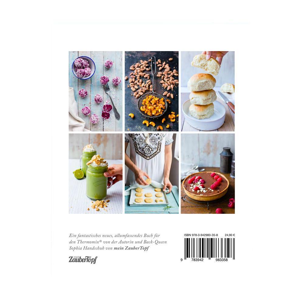 Practice Mix Perfect Book - Recipes for Thermomix (German) book Sophia's Kitchen