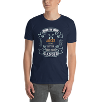 Anger Behind the Wheel Short-Sleeve Unisex T-Shirt