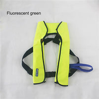Automatic Inflatable Life Jacket Professional Adult Swiming Fishing Life Vest Swimwear Water Sports Swimming Survival Jacket