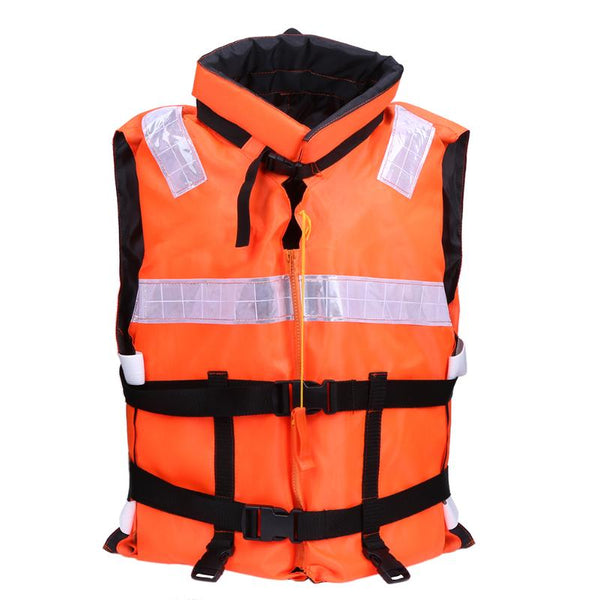 Outdoor Sport Fishing Life Vest Men Breathable Swimming Life Jacket Safety Waistcoat Survival Utility Vest for Drifting Floating