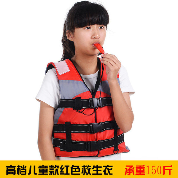 2018 Hot Sale Child/adult Swimming Life Jacket Professional Vest For Drifting Boating Survival Fishing Safety Water Sport Wear