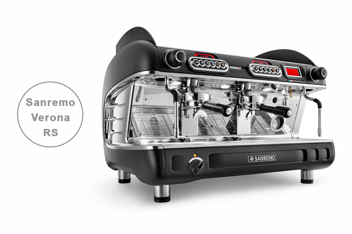 Sanremo verona rs espresso machine velo coffee roasters