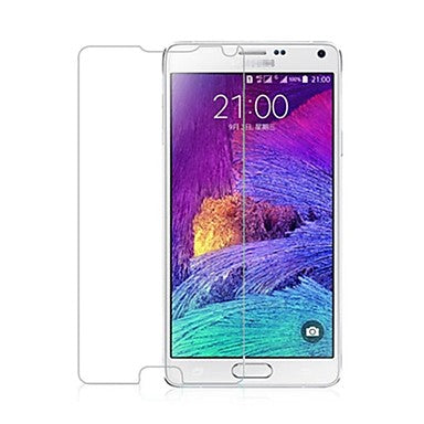 Glass screen protector for Galaxy Note 4