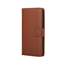 Leather wallet style case for Samsung