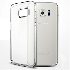 Clear TPU case for Samsung