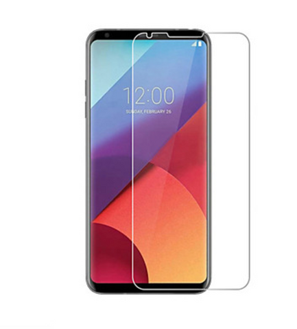 Glass screen protector for LG V30