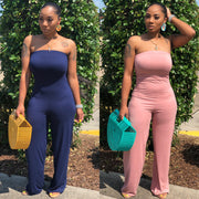 BASIC TUBE JUMPSUIT
