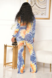 SUN BURST JUMPSUIT