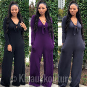 Fall India Jumpsuit