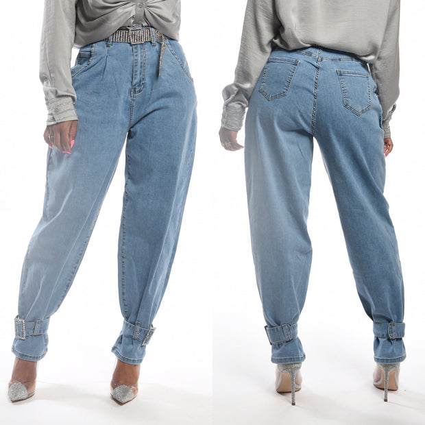MOM GLAM JEANS
