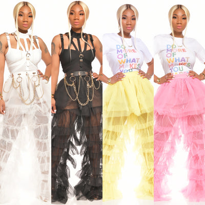 FAIRY TULLE PANTS