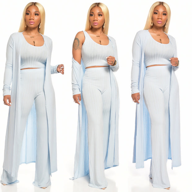Sherri Set (POWDER BLUE)