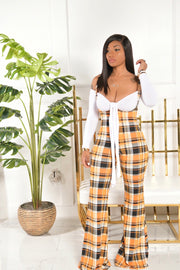 REAGAN PLAID SET