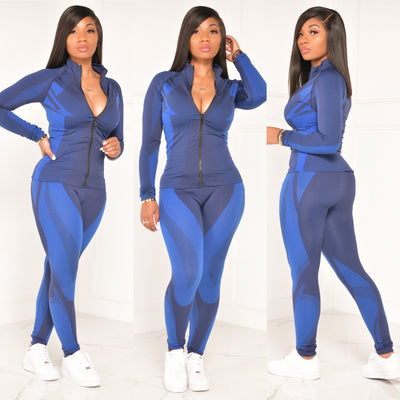 FLEX SET (ROYAL BLUE)