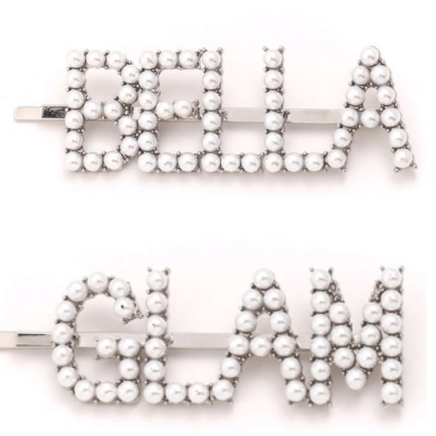 BLING HAIR PINS