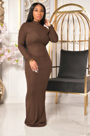 CHOCOLATE MOON MAXI