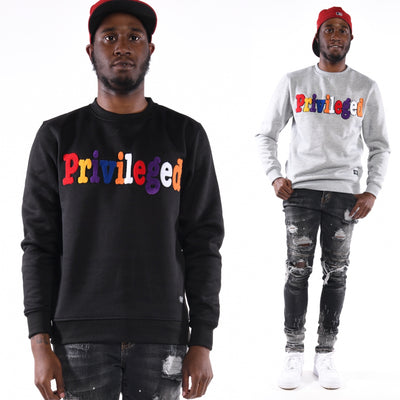 Privileged Sweatshirt