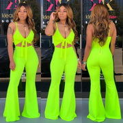 NEON FEELING GOOD JUMPSUIT