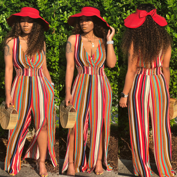 Split Decisions Jumpsuit