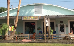 Tropical Maniac Shack - Matagorda, Texas