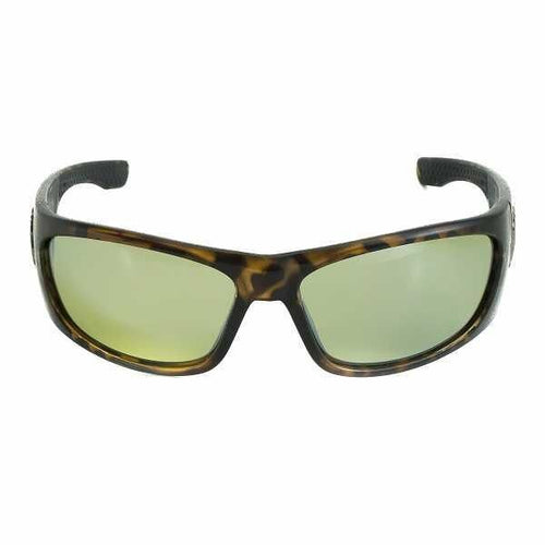 Redtail Republic Laguna Tortoise/Silver Mirror Yellow Glass UV Polarized Unisex Fishing Sunglasses