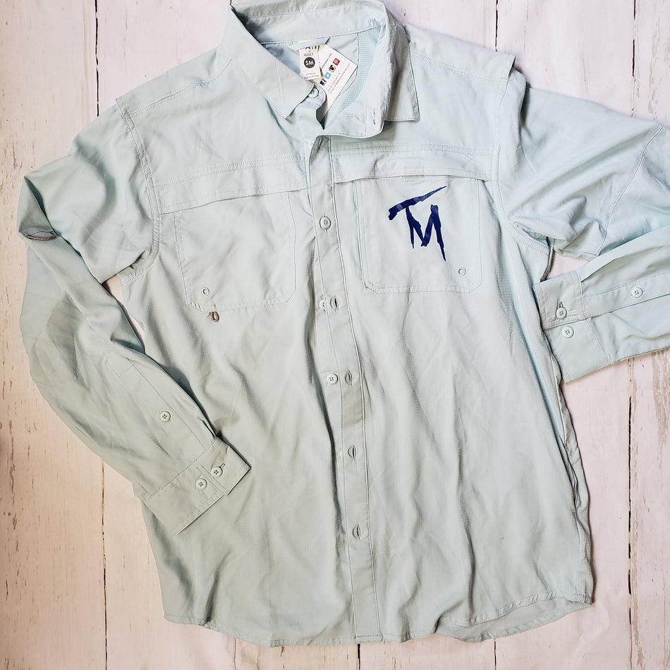 TM Long sleeve Fishing Shirt