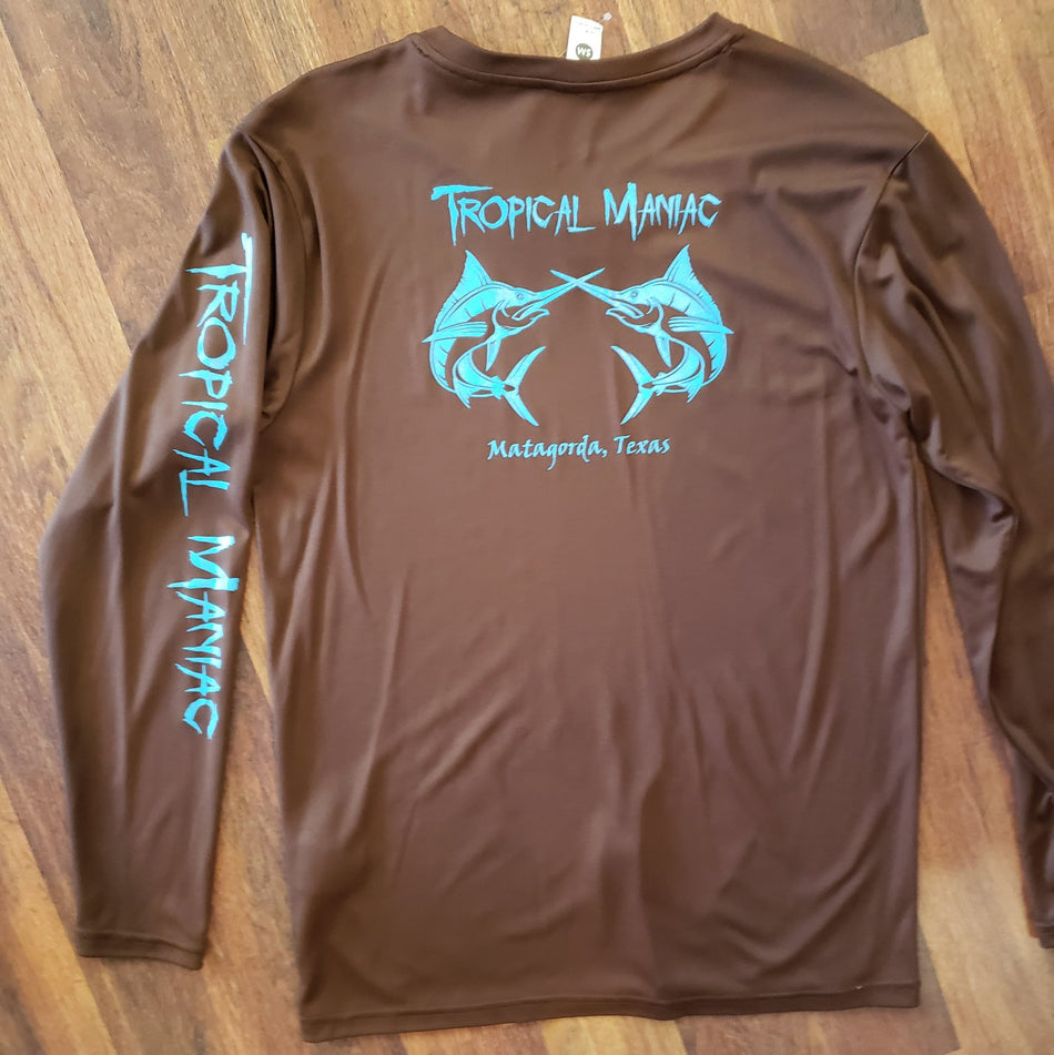 TM Double Marlin Performance Tee