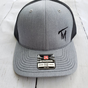 TM Grey & Black Hat